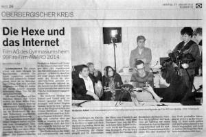 Die Hexe und das Internet