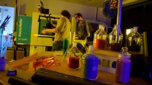 Film AG produziert Imagefilm für das Schülerlabor in Dieringhausen