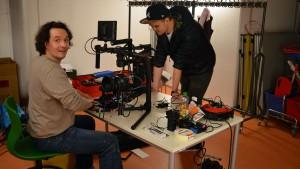 """Making of """"Schülerlabor Dieringhausen"""""""