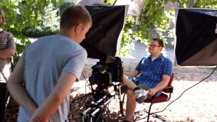 Film AG dreht Imagefilm für Feeria - das Ferienerlebnis für alle.