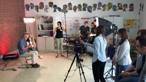 Medienworkshop für Lehrerkräfte an Europa- und UNESCO-Projektschulen 22.06.2016